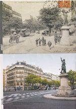 1011. Boulevard Saint Marcel 1907 et 2018