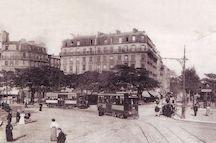 1014. Place d'Italie et boulevard Vincent Auriol