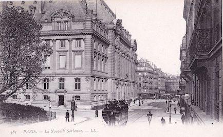 105 La Nouvelle Sorbonne