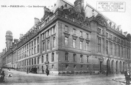 106 La Sorbonne