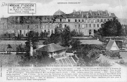 115 Monastère de ND de Charité. Rue St Jacques