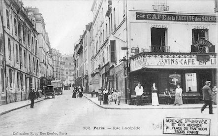 119  Rue Lacépède