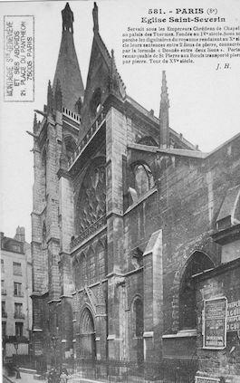 12 Eglise St Séverin