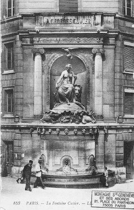123 La fontaine Cuvier