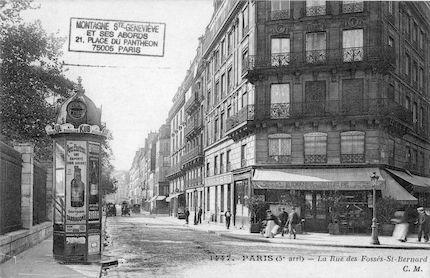 128 Rue des Fossés St Bernard