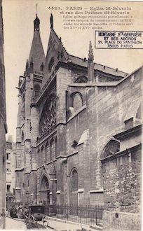 13 Eglise St Séverin