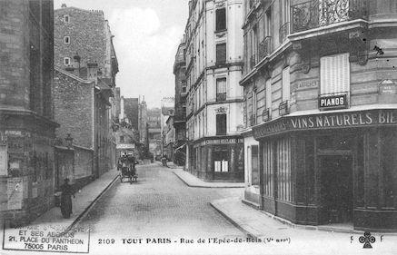 132 Rue de l'Epée- de-bois