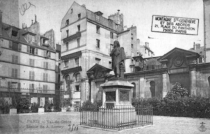 139  Val-de-Grâce. Statue de  A. Larrey