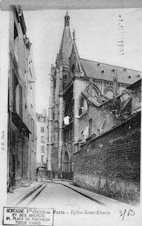 14 Eglise St Séverin