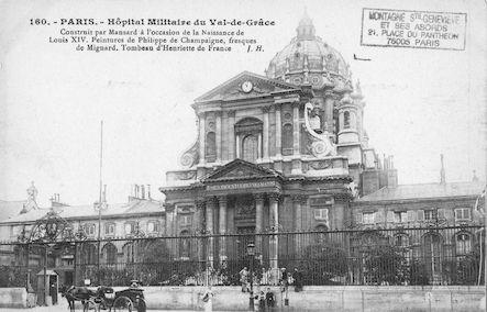 140  Hôpital militaire du Val-de-Grâce