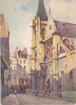 15 Eglise St Séverin