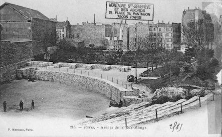 153  Arènes de la rue Monge