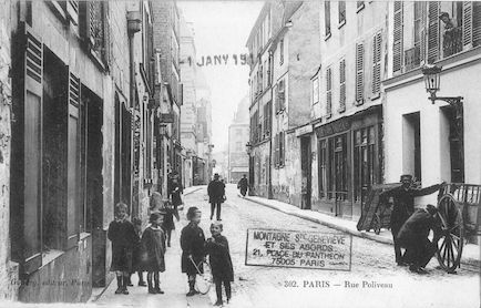 156  Rue Poliveau