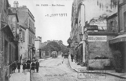157  Rue Poliveau
