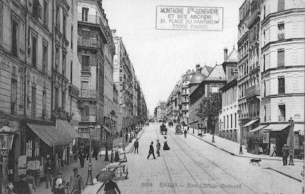 160B  Rue Claude Bernard