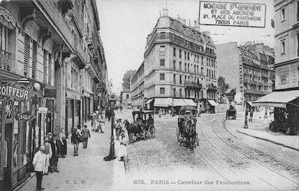 165  Carrefour des Feuillantines