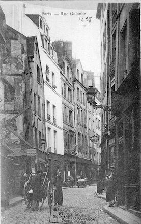 172  Rue Galande
