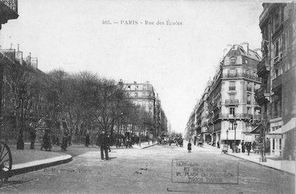 177  Rue des Ecoles