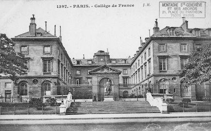 179  Collège de France
