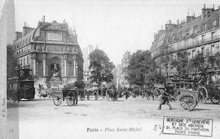 18 Place St Michel