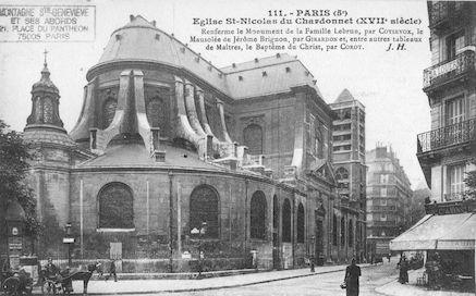 184 Eglise Saint Nicolas du Chardonneret