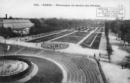 198B Panorama du Jardin des plantes