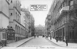 29 Rue Thénard
