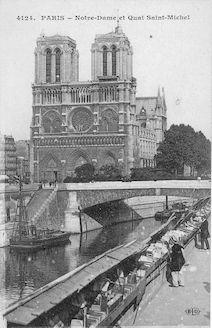 31 Notre Dame et Quai St Michel