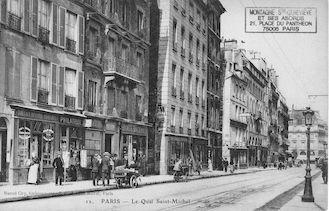 32 Quai St Michel