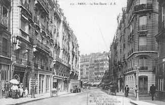 36  Rue Dante
