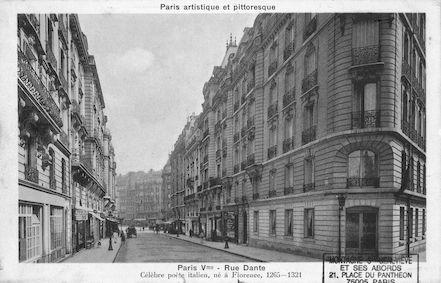 38  Rue Dante