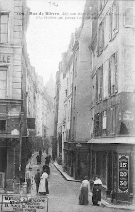 46 Rue de Bièvre