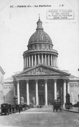 476 Le Panthéon