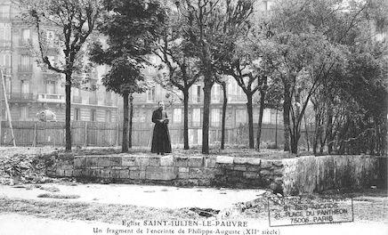 5 Eglise St Julien le Pauvre