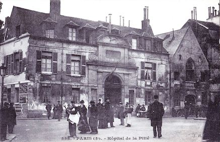 558 Hôpital de la Pitié