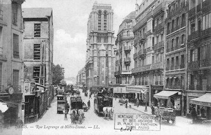56 Rue Lagrange et Notre Dame