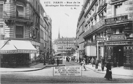 57 Rue de la Montagne Ste Geneviève