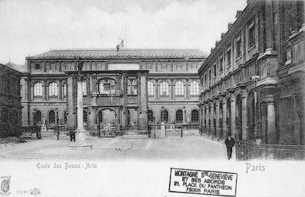 574 Ecole des Beaux-Arts