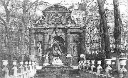581 La Fontaine Médicis
