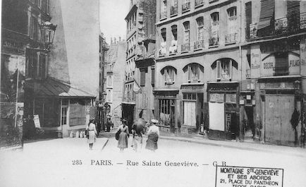 58B Rue Ste Geneviève