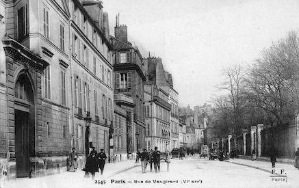 595 Rue de Vaugirard