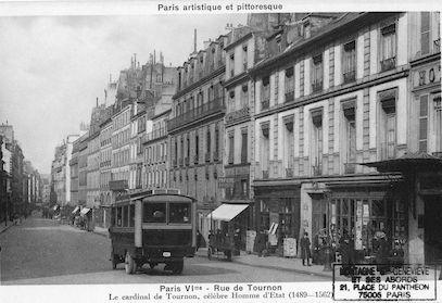 604  Rue de Tournon