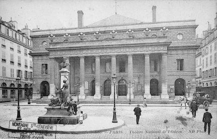606 Théâtre National de l'Odéon