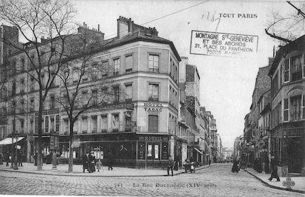 640 La rue Ducoêdic
