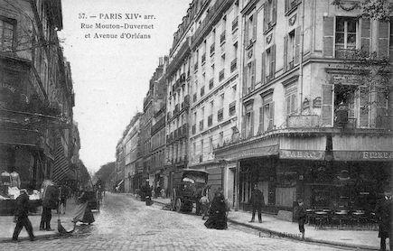 650 Rue Mouton-Duvernet et Avenue d'Orléans