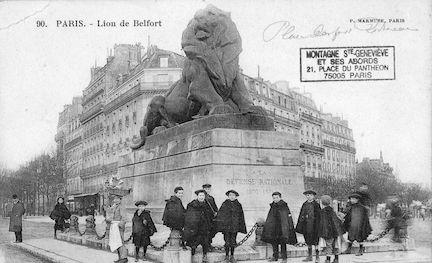 652 Lion de Belfort