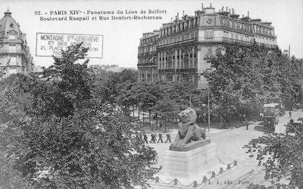 655 Panorama du Lion de Belfort