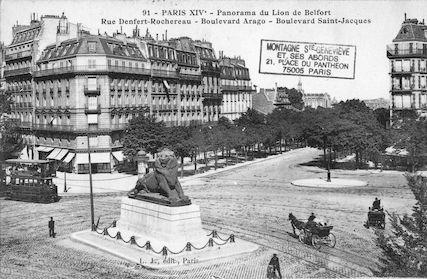 656 Panorama du Lion de Belfort