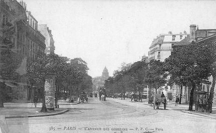 678 L'avenue des Gobelins