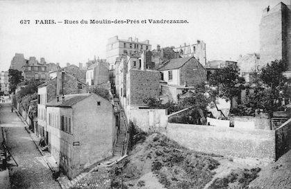 691 Rues du Moulin-des-prés et Vandrezanne